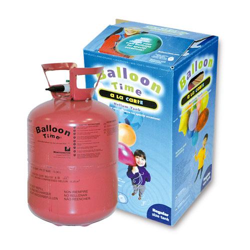 Bombona Gas Helio -0