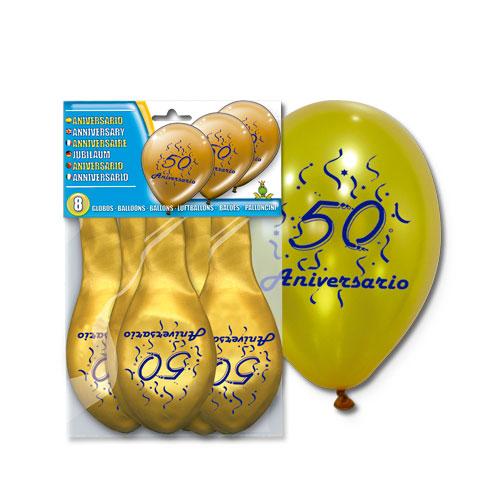 Globos 50 Aniversario-0