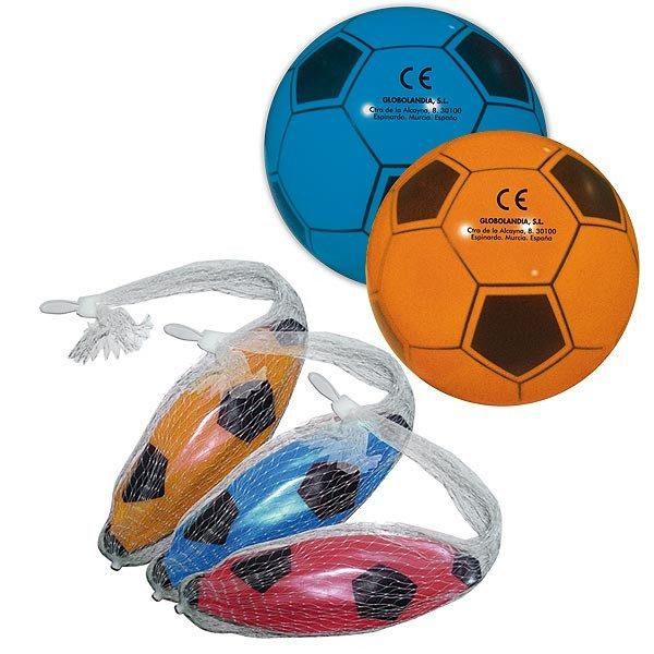 Balón de PVC desinflado