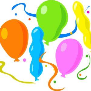 5 tipos de globos originales e irresistibles para decorar tu fiesta