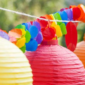 5 artículos de fiesta que necesitas para montar un evento por todo lo alto